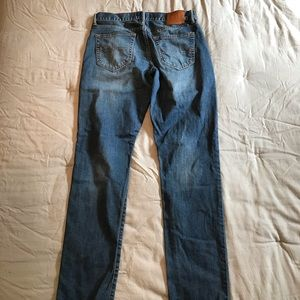 Lucky Brand Jeans - Lucky Brand 121 Heritage slim stretch denim